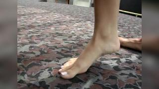 Stacy Silver Perfect Feet