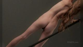 Lena S On The Pole