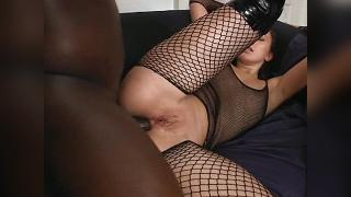 Lara My First Black Monster Cock #2