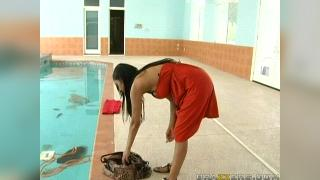 Priya Anjeli Rai (Classic Pool Boy Adven)