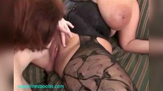 Sapphire and Maria Moore