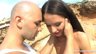 Omar's Anal Adventures In Ibiza (nataly Gold).