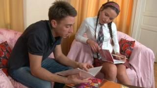 Nataly Gold A Hot Lesson