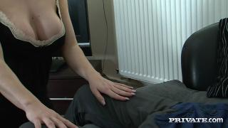 Victoria Summers Massages Make Busty Babe Victoria Summers