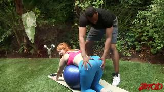 1 Lauren Phillips _ My Black Personal Trainer (NEW FILM)[2016,All Sex Big Cocks